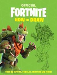 Cover FORTNITE Official: How to Draw