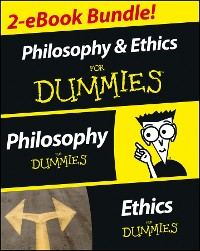 Cover Philosophy & Ethics For Dummies 2 eBook Bundle