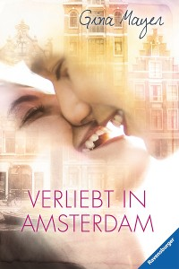 Cover Verliebt in Amsterdam