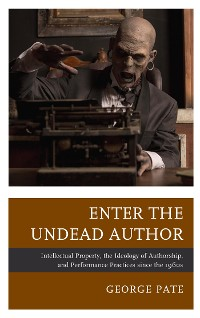 Cover Enter the Undead Author