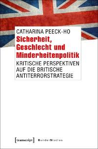 Cover Sicherheit, Geschlecht und Minderheitenpolitik