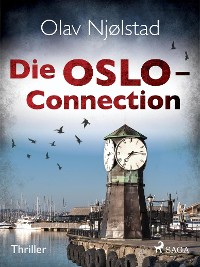 Cover Die Oslo-Connection - Thriller
