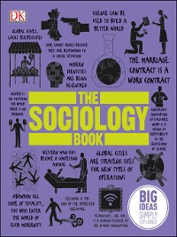 Cover The Sociology Book