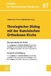 Cover Theologischer Dialog mit der Rumänischen Orthodoxen Kirche