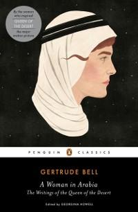 Cover Woman in Arabia