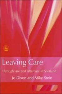 Cover Leaving Care