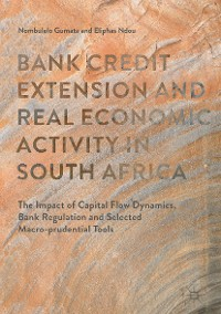 Cover Bank Credit Extension and Real Economic Activity in South Africa
