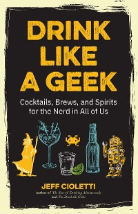 Cover Drink Like a Geek