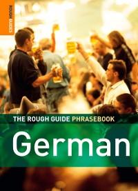 Cover Rough Guide Phrasebook German