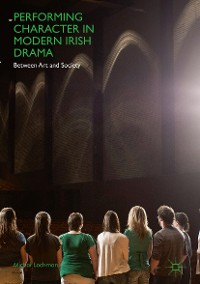 Cover Performing Character in Modern Irish Drama