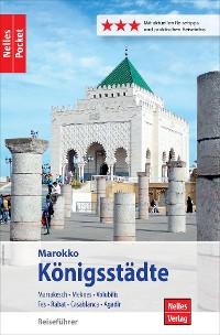 Cover Nelles Pocket Reiseführer Marokko - Königsstädte