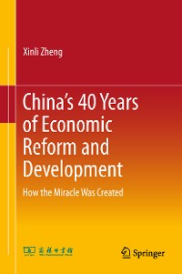 Cover China's 40 Years of Economic Reform and Development