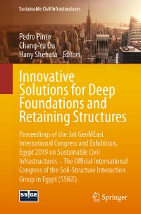 Cover Innovative Solutions for Deep Foundations and Retaining Structures