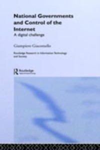 Cover National Governments and Control of the Internet