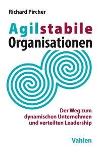 Cover Agilstabile Organisationen