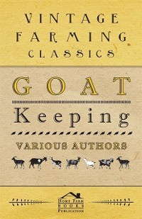 Cover Goat Keeping