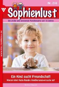 Cover Sophienlust 210 – Liebesroman