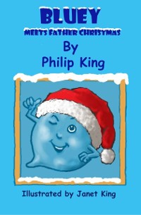 Cover Bluey Meets Father Christmas