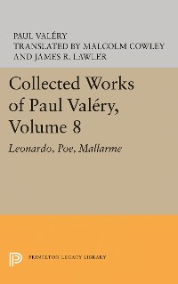 Cover Collected Works of Paul Valery, Volume 8