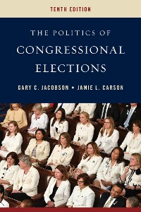 Cover The Politics of Congressional Elections