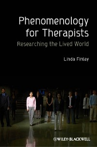 Cover Phenomenology for Therapists