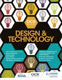 Cover OCR Design and Technology for AS/A Level