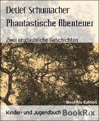 Cover Phantastische Abenteuer