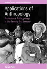 Cover Applications of Anthropology