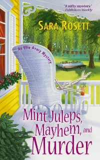 Cover Mint Juleps, Mayhem, and Murder
