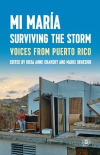 Cover Mi María: Surviving the Storm