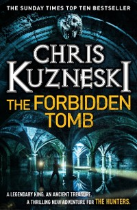 Cover Forbidden Tomb (The Hunters 2)