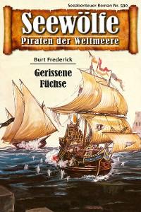 Cover Seewölfe - Piraten der Weltmeere 590