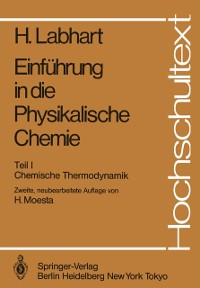 Cover Einfuhrung in die Physikalische Chemie