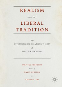 Cover Realism and the Liberal Tradition
