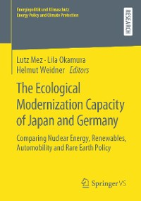 Cover The Ecological Modernization Capacity of Japan and Germany