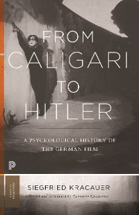 Cover From Caligari to Hitler
