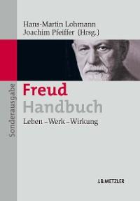 Cover Freud-Handbuch