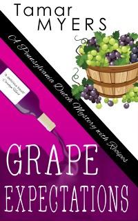 Cover Grape Expectations