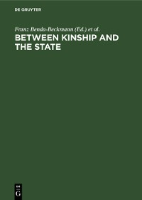 Cover Between kinship and the state