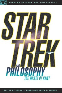 Cover Star Trek and Philosophy