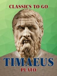 Cover Timaeus