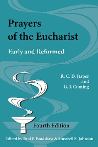 Cover Prayers of the Eucharist