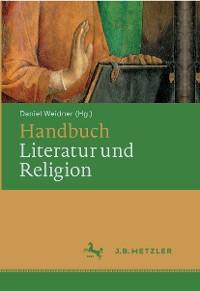 Cover Handbuch Literatur und Religion