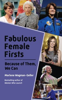 Cover Fabulous Female Firsts