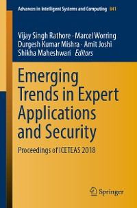 Cover Emerging Trends in Expert Applications and Security