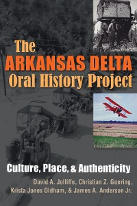Cover The Arkansas Delta Oral History Project
