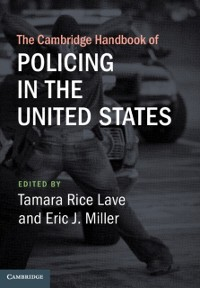 Cover Cambridge Handbook of Policing in the United States