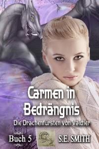Cover Carmen in Bedrängnis