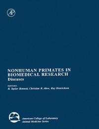 Cover Nonhuman Primates in Biomedical Research