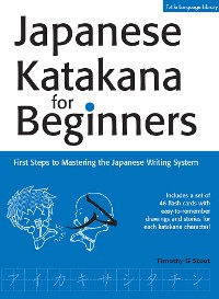 Cover Japanese Katakana for Beginners